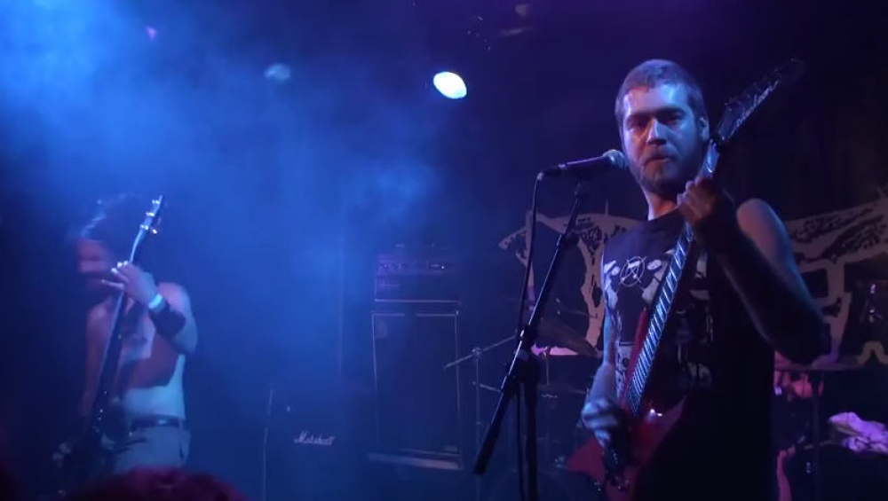 Age of Iniquity [ Neurotic Deathfest 2010 ]