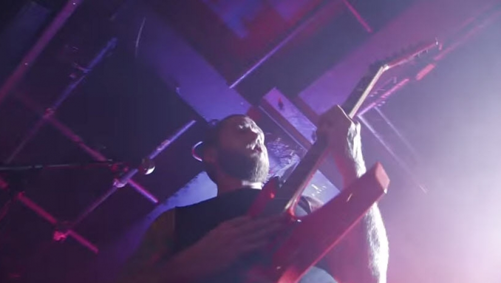 "Conjuring the Cataclysm - Live at ""The Womb to Waste-Tour"" 2012"