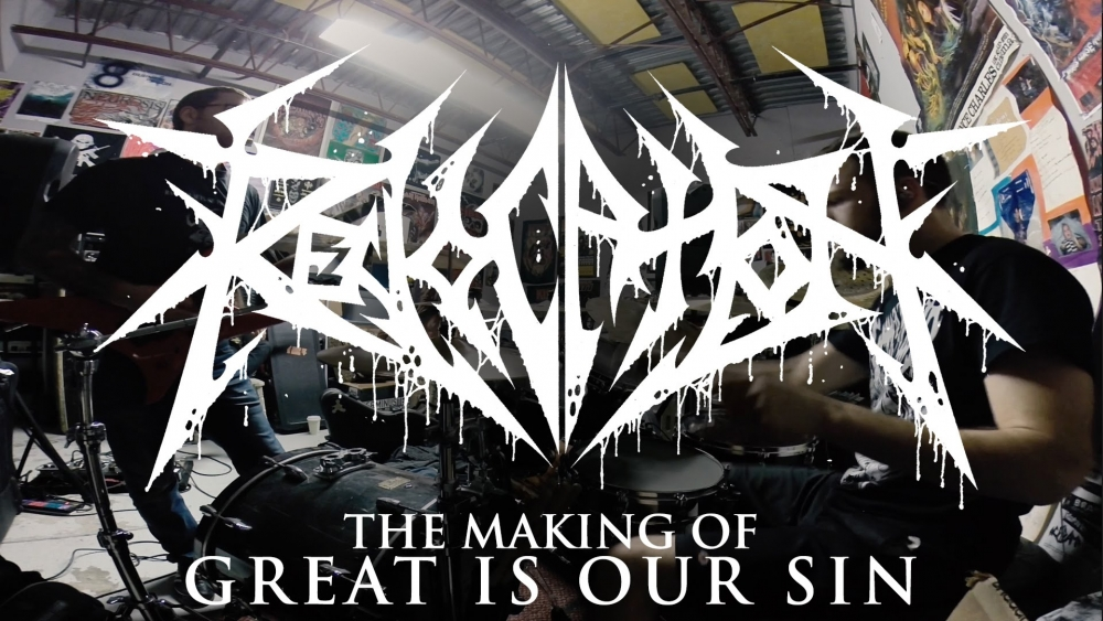 "The making of ""Great Is Our Sin"""