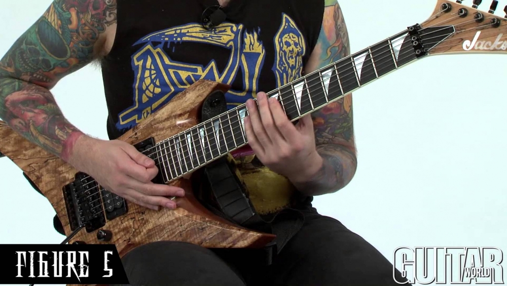 Using Minor-Seven Flat-Five Chords in Metal - Part 2
